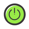 green start button icon