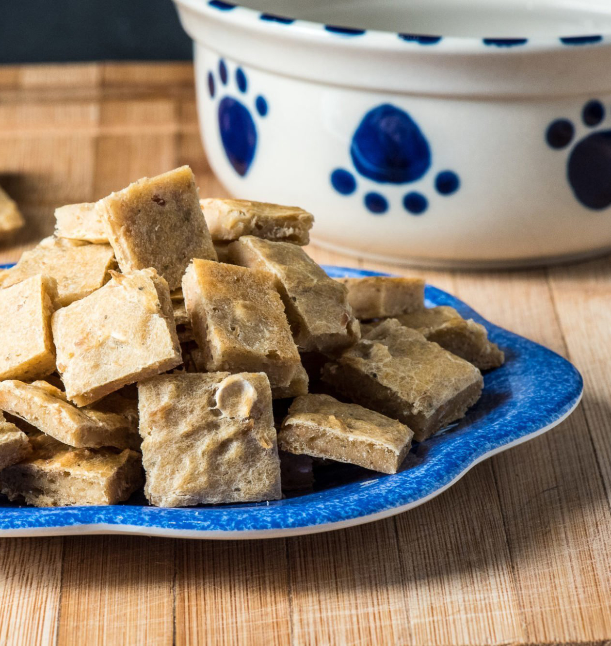 Homemade Treats: Pup's Tuna Fudge and Kitty Kisses 1